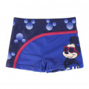 wholesale Swimwear: MICKEY - boxer, navy blue