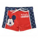nagyker Fürdőruhák:Mickey - boxer, piros