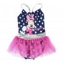 MINNIE - swimsuit, navy blue
