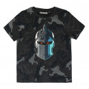 FORTNITE - T-Shirt Single Jersey schwarz