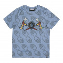 FORTNITE - t-shirt single jersey, grey