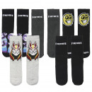 FORTNITE - socks pack, black