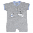 DISNEY - baby grow single jersey winnie the pooh,