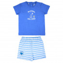 wholesale Other: SNOOPY - 2 set pieces single jersey, navy blue