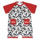 Mickey - el bebé crece solo Jersey , rojo