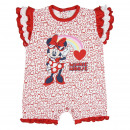MINNIE - baby grow single jersey, pink