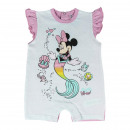 MINNIE - baby grow single jersey, turquoise