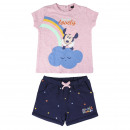 Minnie - 2 piezas individuales Jersey blanco