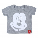 MICKEY - t-shirt single jersey, grey
