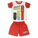 wholesale Licensed Products: CARS - short pajamas single jersey, red