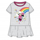 MINNIE - dress glow in the dark single jersey, gre
