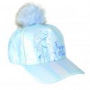 FROZEN - cap premium iridescent, 53 cm, navy blue