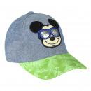 ingrosso Prodotti con Licenza (Licensing): Mickey - cappuccio premium, 53 cm, blu navy