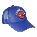 SPIDERMAN - cap premium, 53 cm, navy