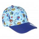 PAW PATROL - cap premium, 53 cm, turquoise