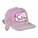 LOL - cap premium brillante, 53 cm, pink