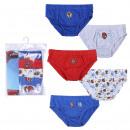 wholesale Underwear: SPIDERMAN - boxers pack 5 piezas, rainbow