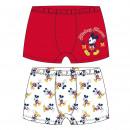 wholesale Swimwear: MICKEY - boxers pack 2 pieces, rainbow
