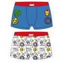 hurtownia Fashion & Moda: Avengers - bokserzy pakują 2 pieze, tęcza