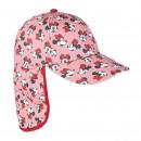 Minnie - Kappe 3d, 50 cm, rot