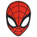 Großhandel Lizenzartikel: Spiderman - Handtuch rund, 130 cm, rot