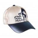 PRINCESS - cap premium mulan, 56cm, beige