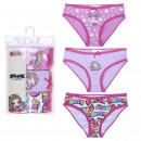 wholesale Underwear: POOPSIE - brief pack 3 piezas, rainbow