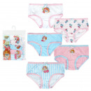 wholesale Licensed Products: DISTROLLER - brief pack 5 pieces, rainbow