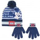 wholesale Licensed Products: MICKEY - 2 set pieces, one size, navy blue