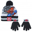 SPIDERMAN - 2 set pieces, one size, grey