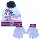 wholesale Scarves, Hats & Gloves: SET 2 PIECES Minnie - 1 UNITS