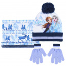 FROZEN II - 3 set pieces, one size, lilac