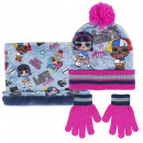 wholesale Scarves, Hats & Gloves: SET 2 PIECES frozen 2 - 1 UNITS