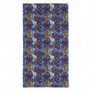 SPIDERMAN - snood, one size, navy blue