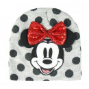 MINNIE - hat with applications, one size, grey