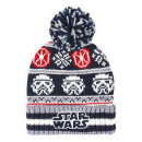 STAR WARS - hat jacquard, navy blue