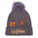 HARRY POTTER - hat jacquard gryffindor, one size,
