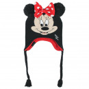 MINNIE - hat laplander beanie, one size, black