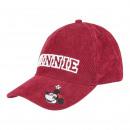 Minnie - sapka prémium, piros