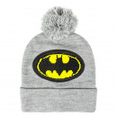 BATMAN - hat with applications, one size, fuchsia