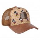 wholesale Licensed Products: MICKEY - cap premium, 58 cm, brown