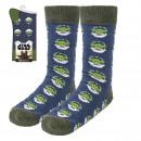 mayorista Ropa / Zapatos y Accesorios: THE MANDALORIAN - calcetines adulto, azul oscuro
