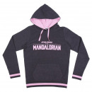 THE MANDALORIAN - hoodie cotton brushed the child