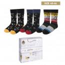 grossiste Vetement et accessoires: HARRY POTTER - pack de chaussettes 3 ...