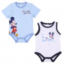 ingrosso Prodotti con Licenza (Licensing): Mickey - confezione regalo 2 pezzi singoli ...