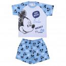 Mickey - Kurzer Pyjama Single Jersey