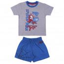mayorista Artículos con licencia: Spiderman - pijama corto individual Jersey