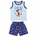 Mickey - korte pyjama single Jersey