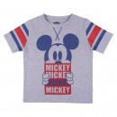 mayorista Artículos con licencia: Mickey - T-Shirt único Jersey