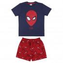 Spiderman - pijama corto individual Jersey